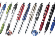 Photo of Top 3 Types Of Custom Pens You Can Use For Your Marketing
