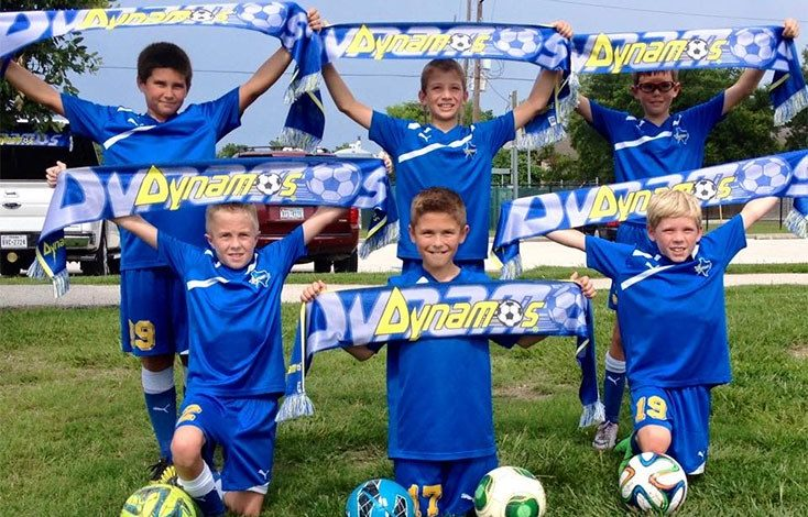 Photo of Design Custom Football Scarf And Show Your Support To The Team