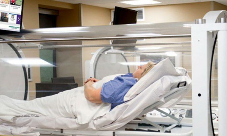 hyperbaric oxygen