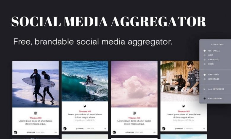 Photo of Social Media Aggregator & Its Role In Digital Marketing