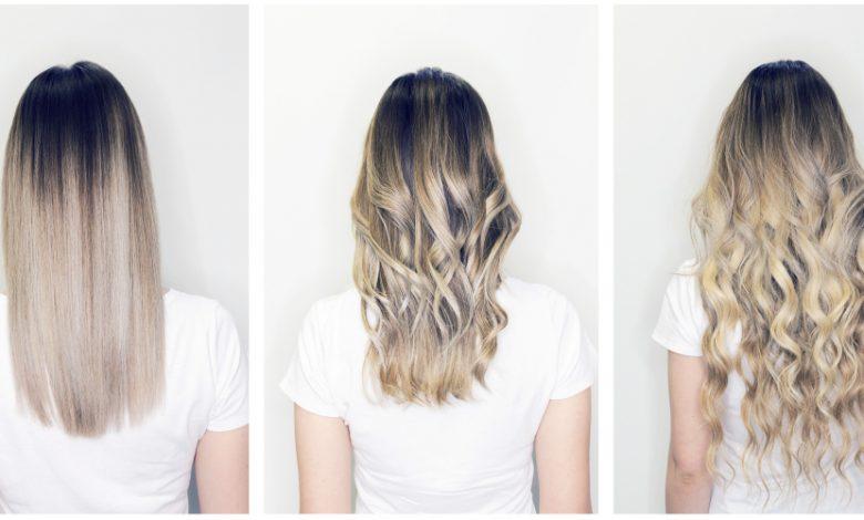 hair volumizing