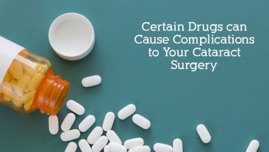 Photo of Certain Drugs Can Cause Complications To Your Cataract Surgery