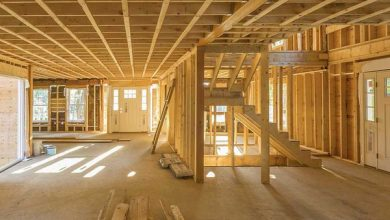 Photo of Choosing Between Wood And Concrete: Which One Is The Right Choice For Builders?