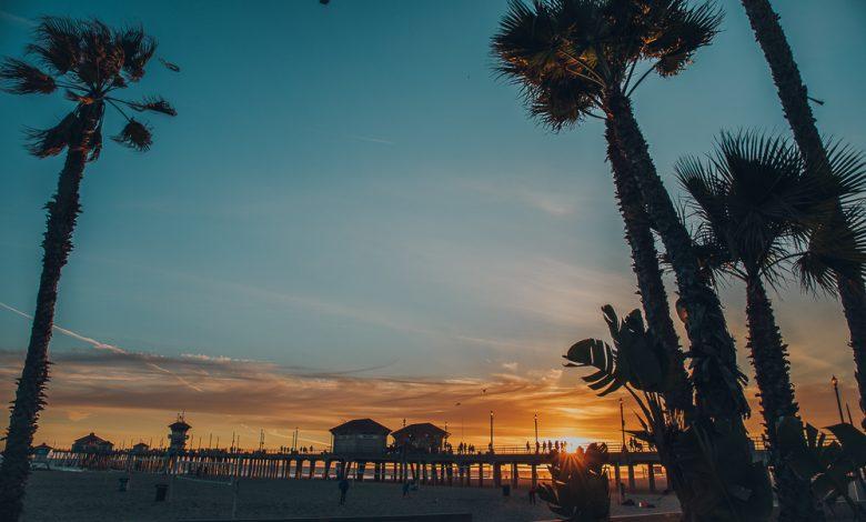 in Huntington Beach