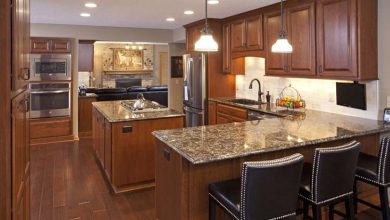 Photo of Cherry Wood Adding Style And Sturdiness To Kitchen Decor