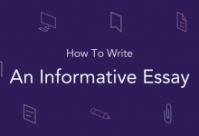 Photo of How To Write An Informative Essay