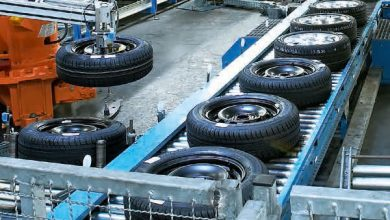 Photo of A Detailed Description Of The Tyre Manufacturing Process