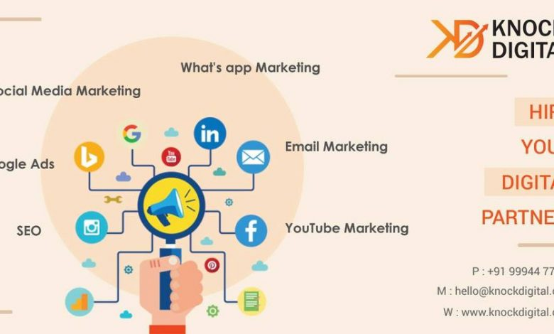 Photo of Top 5 Factors That Make An Excellent Digital Marketing Agency