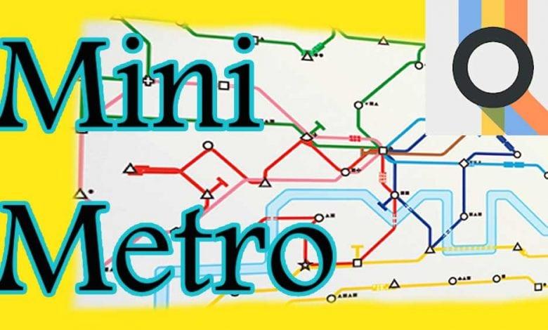 Photo of Mini Metro
