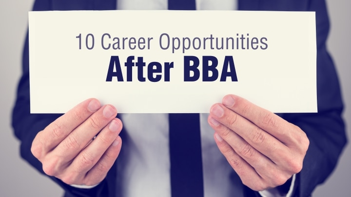 Photo of 10 Lucrative Career Options After Earning BBA Analytics Degree