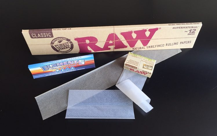 Photo of Comprehensive Rolling Paper Guide