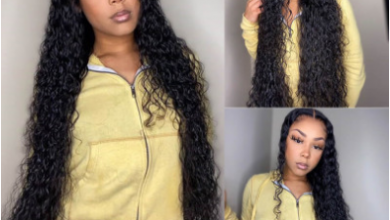 Can I Straighten My Water Wave Wigs?