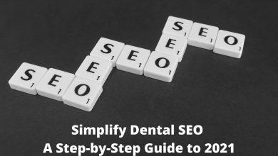 Simplify Dental SEO- A Step-by-Step Guide to 2021