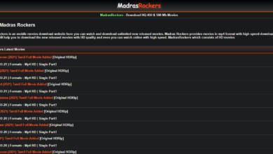 Madrasrockers.com